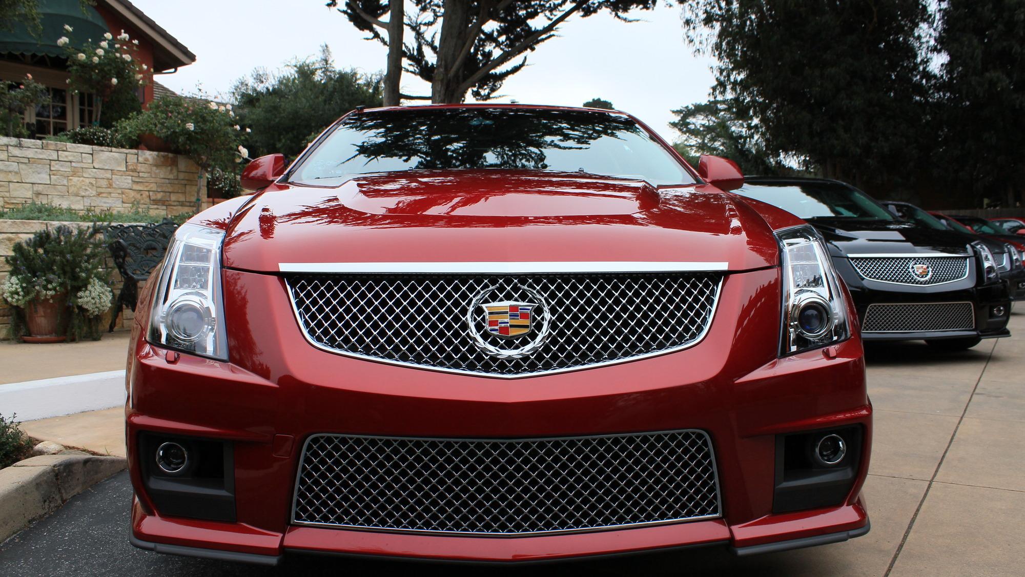 First Drive: 2011 Cadillac CTS-V Wagon