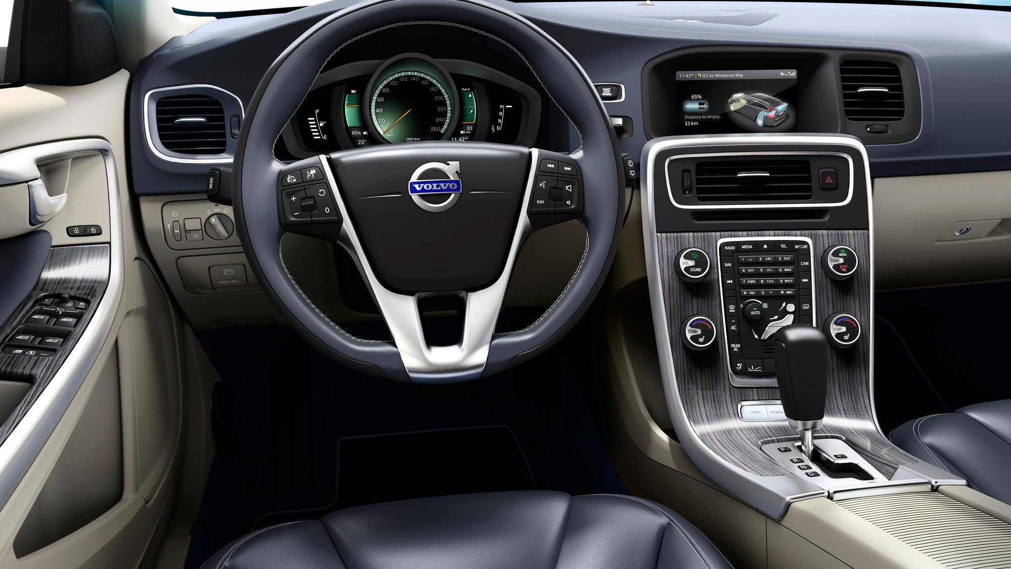2012 Volvo V60 PHEV