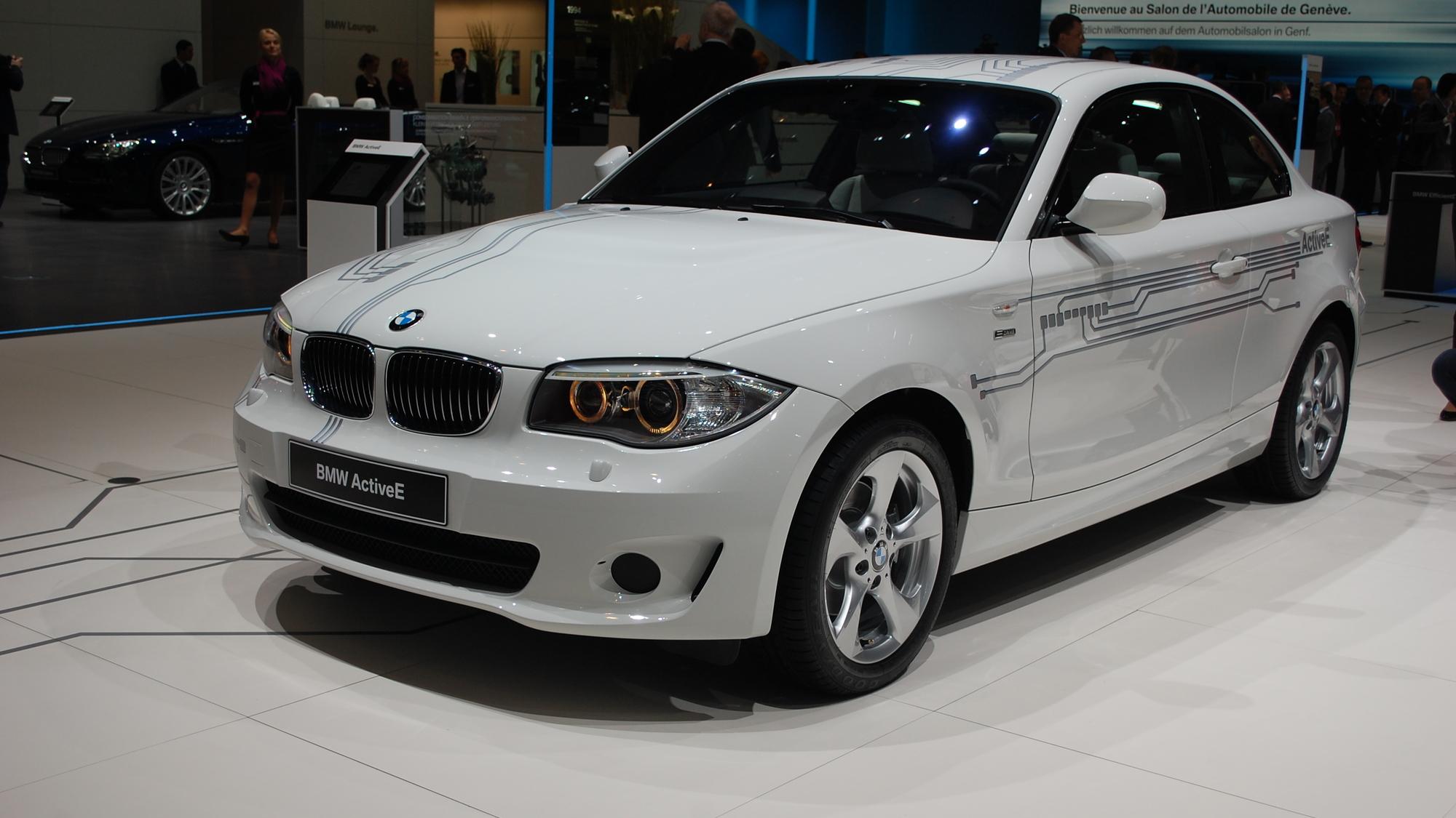 BMW Active-E