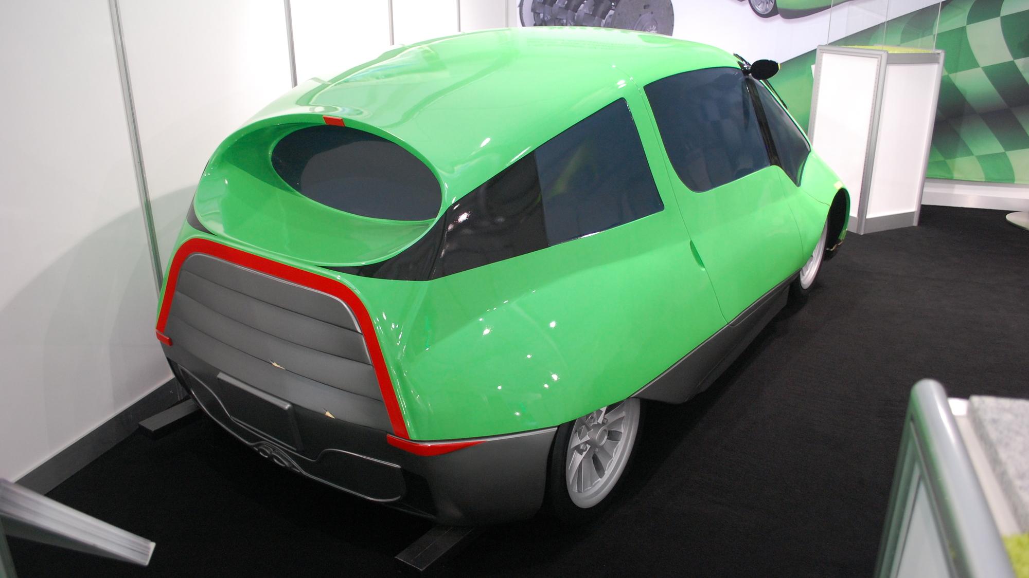 Niama Reisser EV concept, 2011 Geneva Motor Show