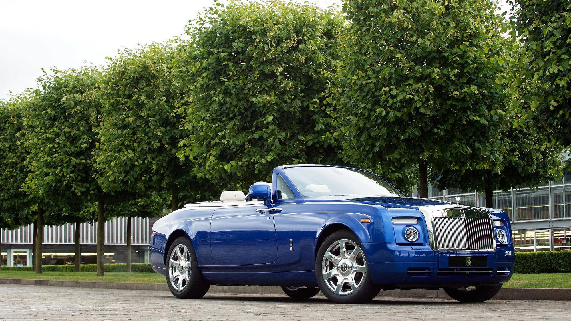 Rolls-Royce Masterpiece London 2011 Drophead Coupe
