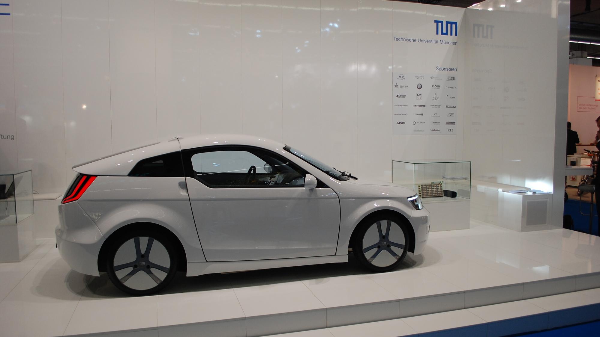 Munich University's Mute concept