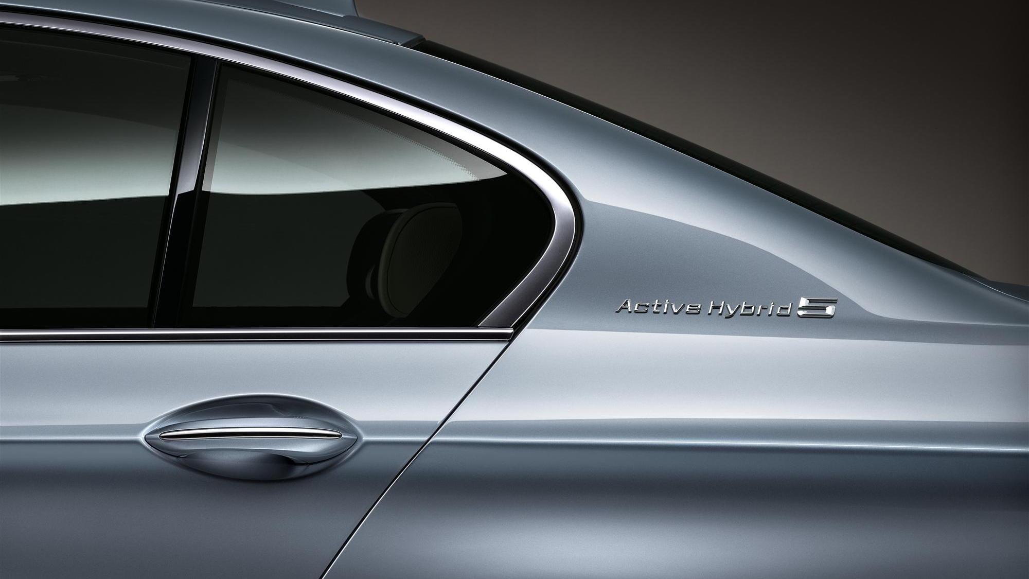 2012 BMW ActiveHybrid 5