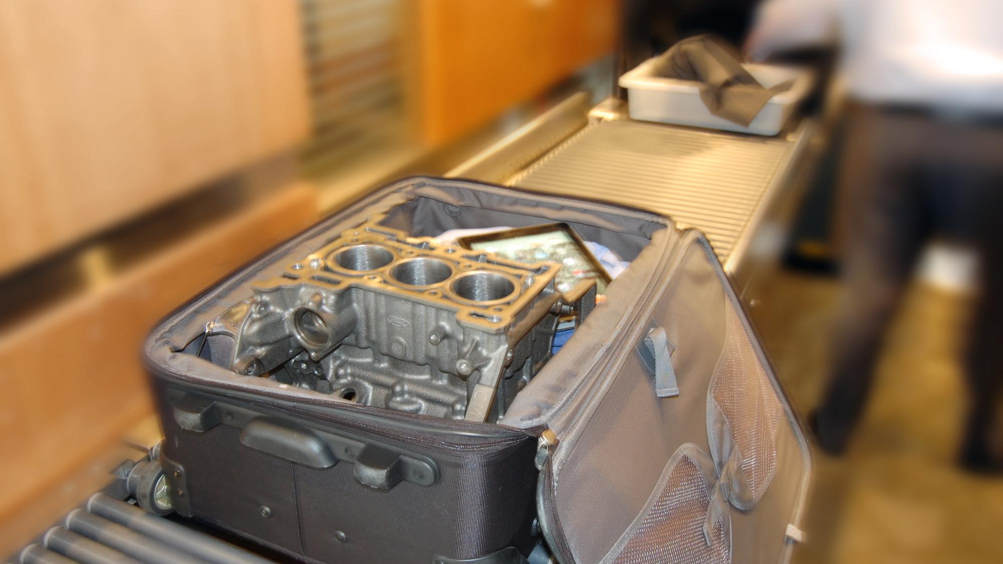 Ford's 1.0-Liter EcoBoost Engine