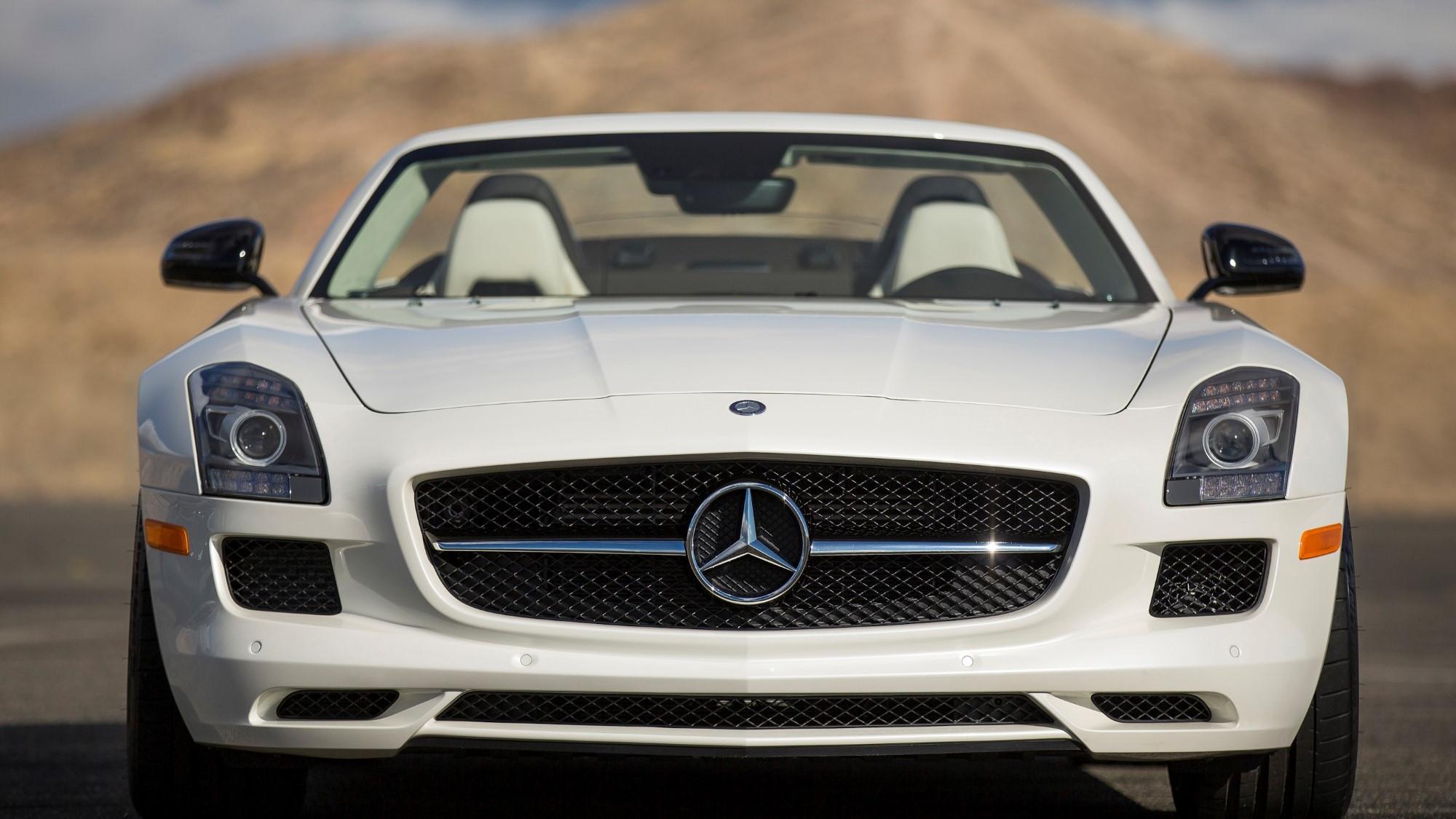 2013 Mercedes-Benz SLS AMG GT first drive