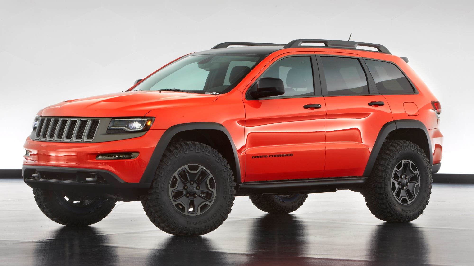 Jeep Grand Cherokee Trailhawk II, 2013 Moab Easter Jeep Safari Concept