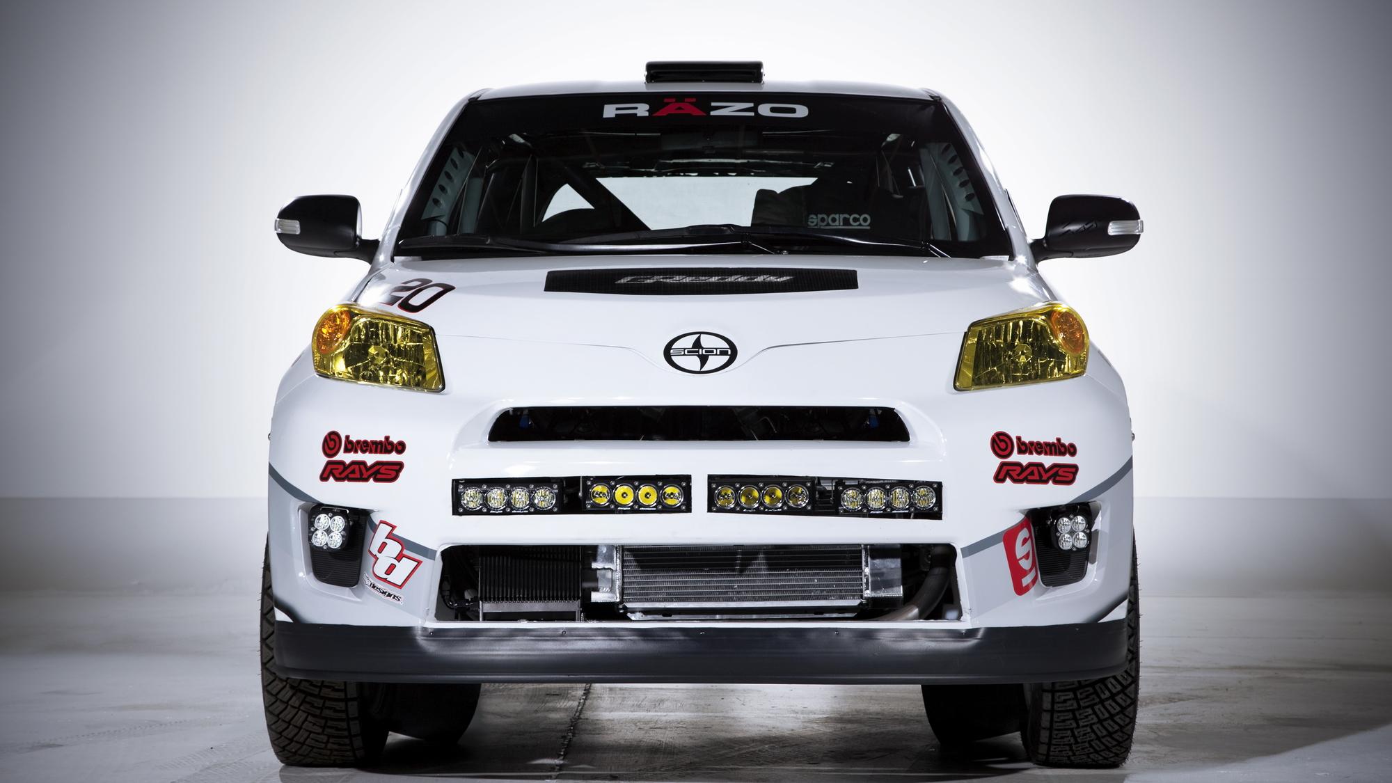 Scion Racing Rally xD