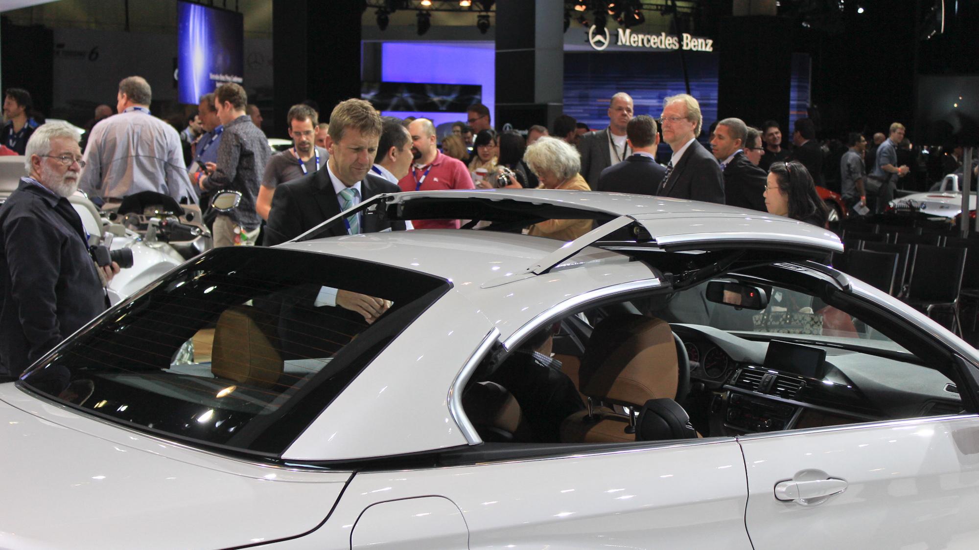 2014 BMW 428i Convertible, 2013 Los Angeles Auto Show