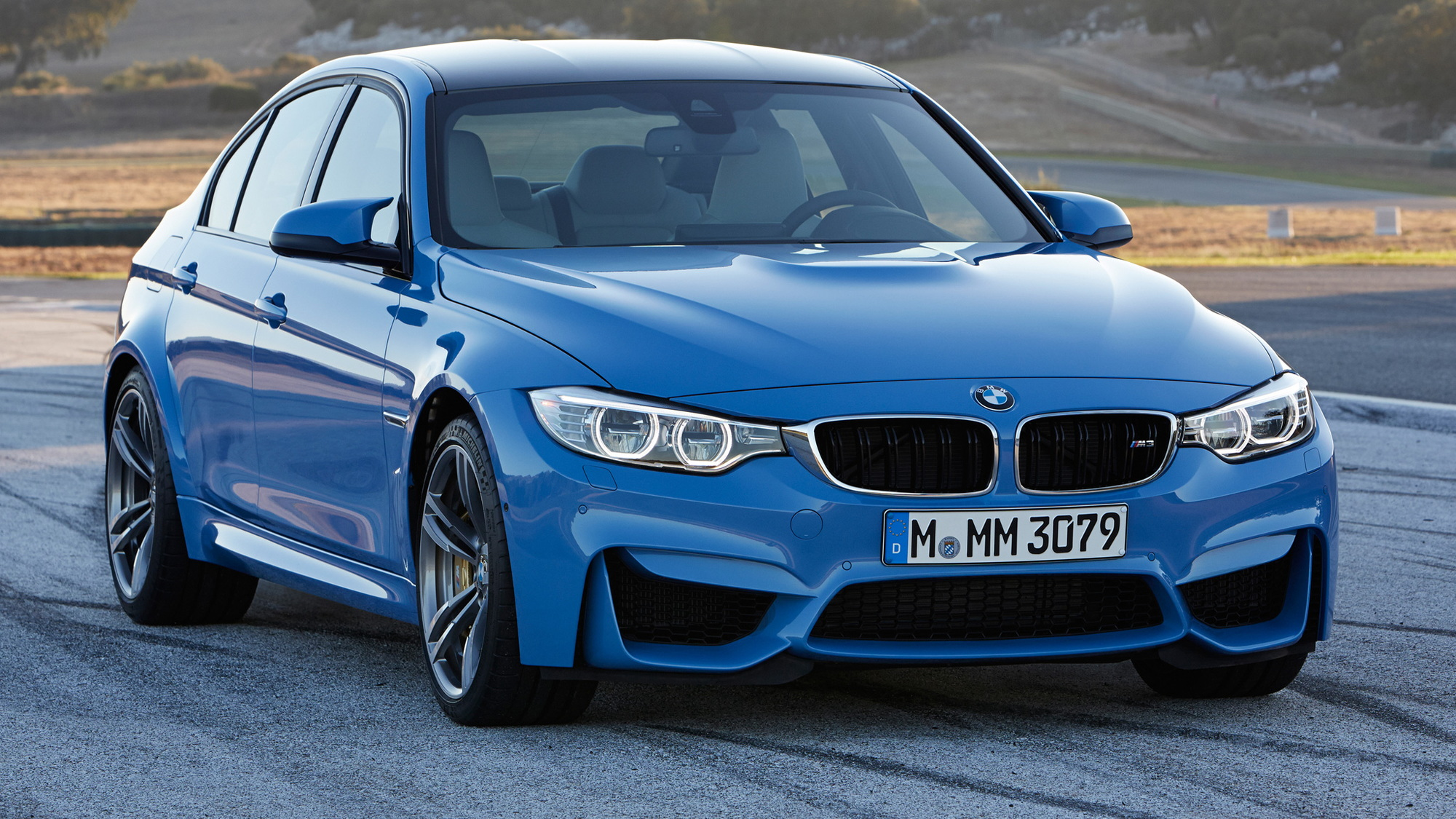 2015 BMW M3 leaked images