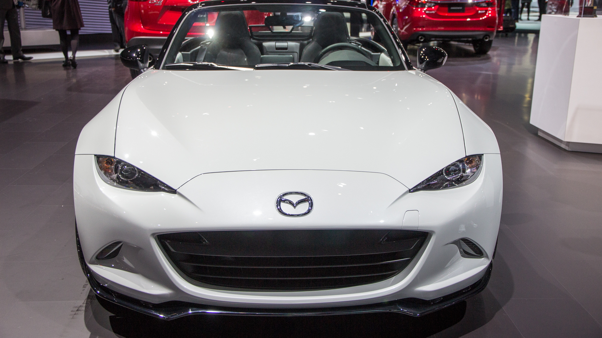 2016 Mazda MX-5 Club, 2015 New York Auto Show
