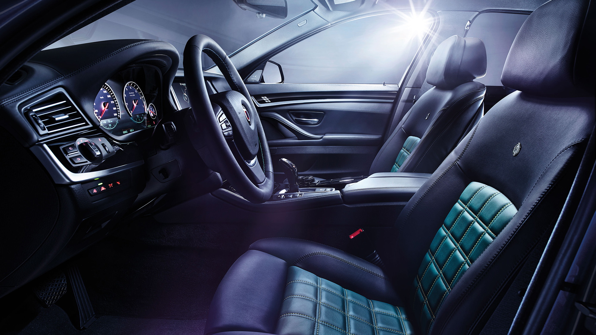 2015 BMW Alpina B5 Bi-Turbo Edition 50