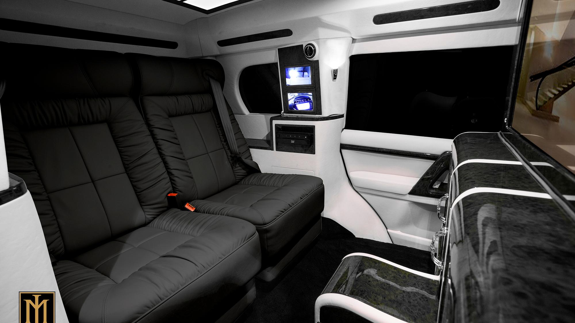 Lexani Motorcars Armored Toyota Land Cruiser
