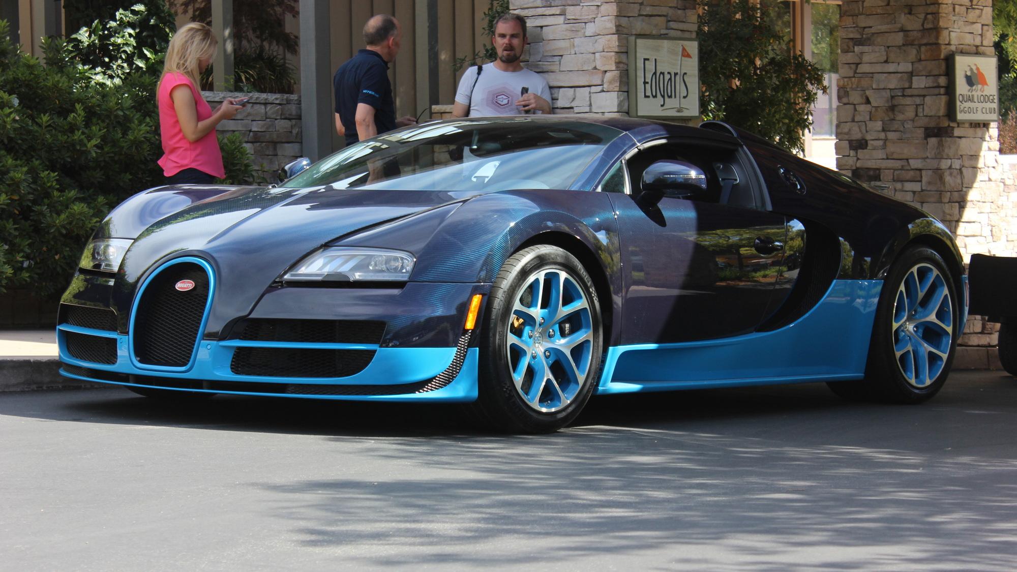Bugatti Veyron Grand Sport Vitesse - Image via Manuel Carrillo III