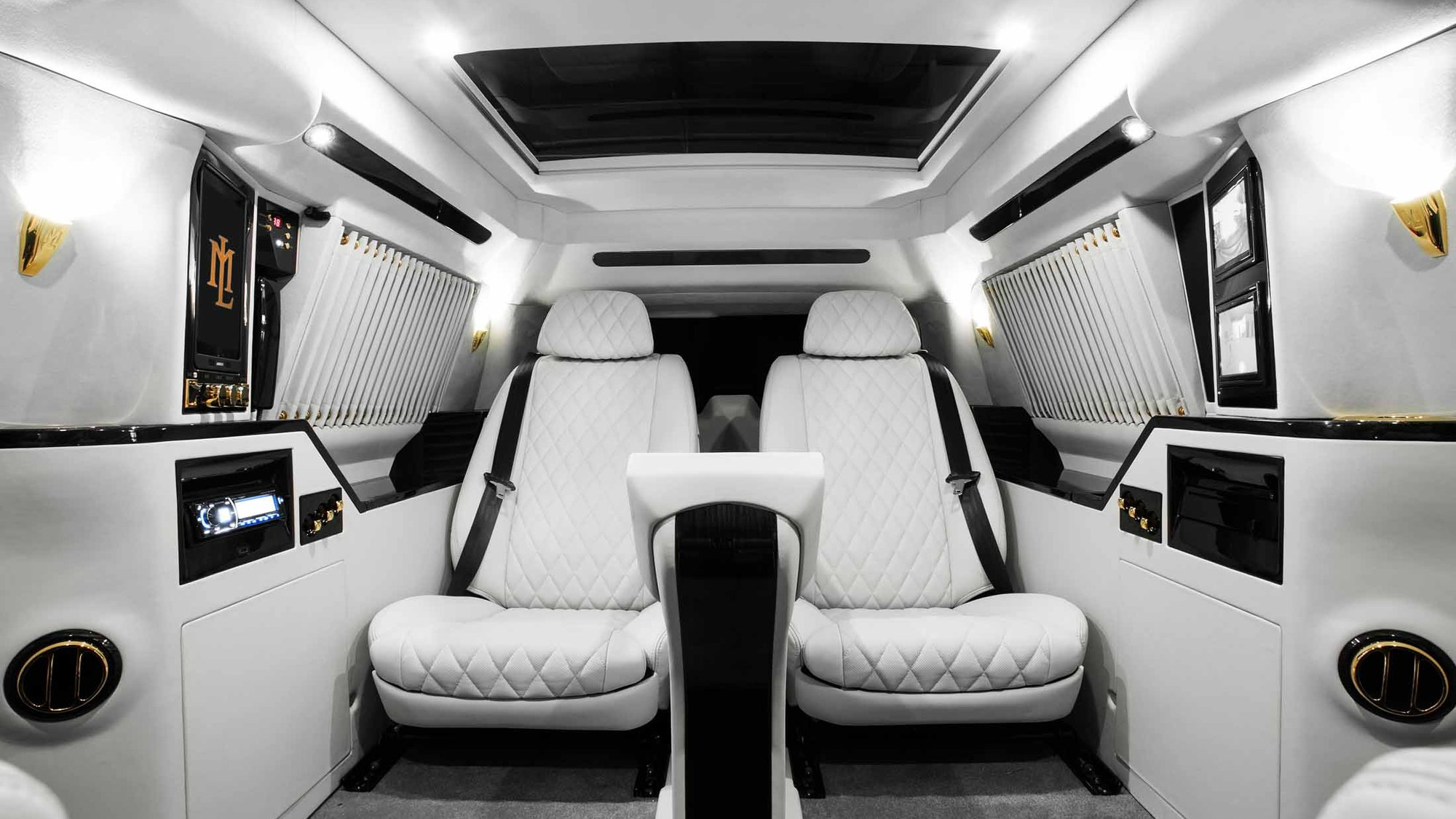 Lexani Unveils Piano Inspired Ultra Plush Cadillac Escalade