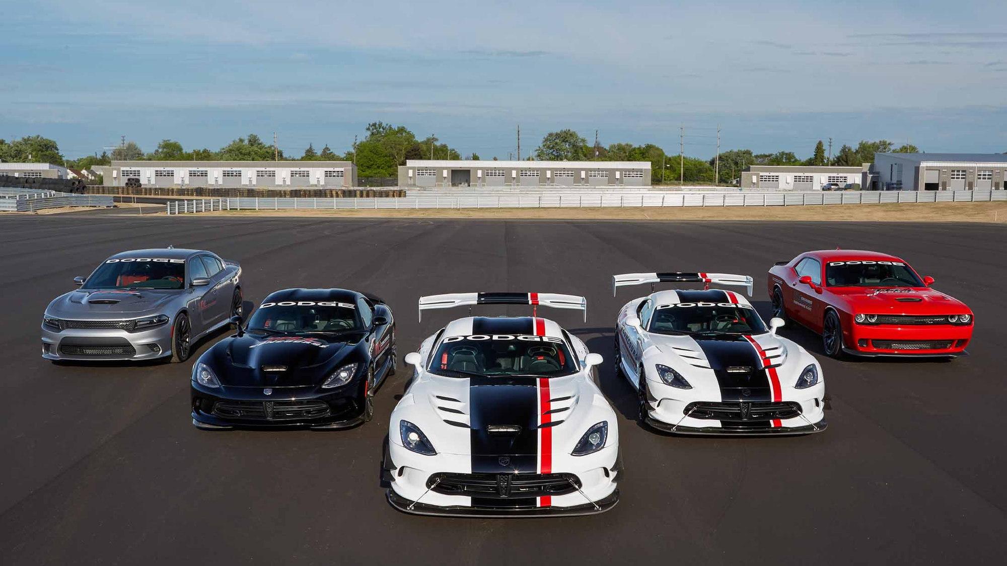 Dodge sponsors M1 Concourse