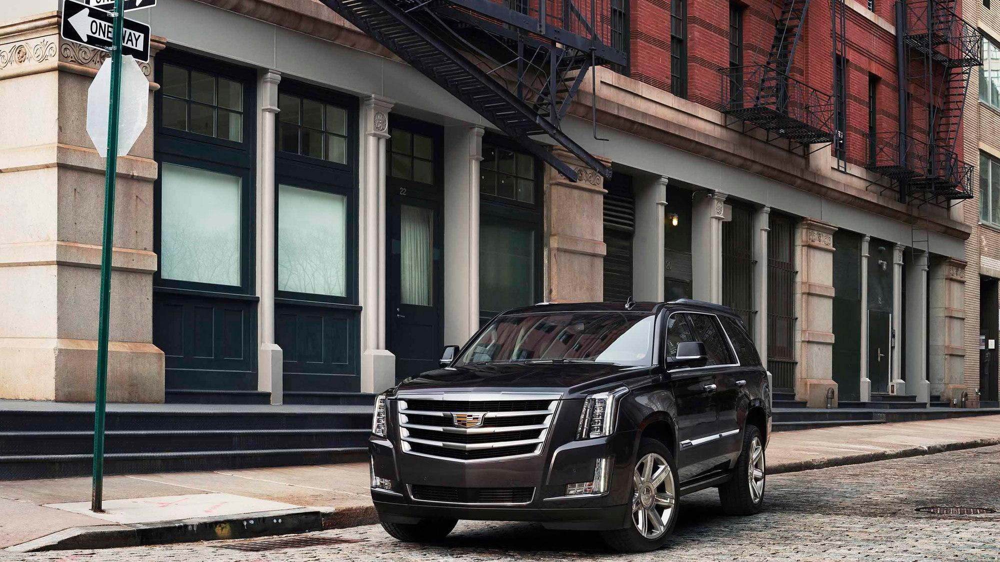 Cadillac Evening News >> Cadillac Escalade News Breaking News Photos Videos Motor