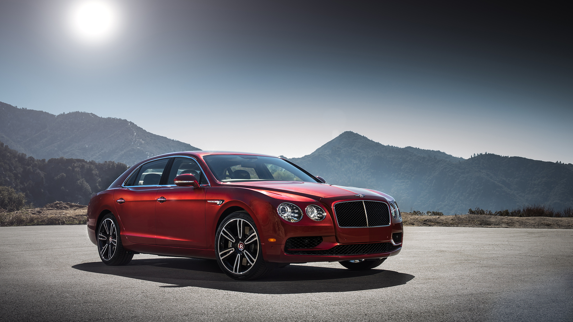 Bentley Flying Spur V8 S to make its debut at Pebble Beach
