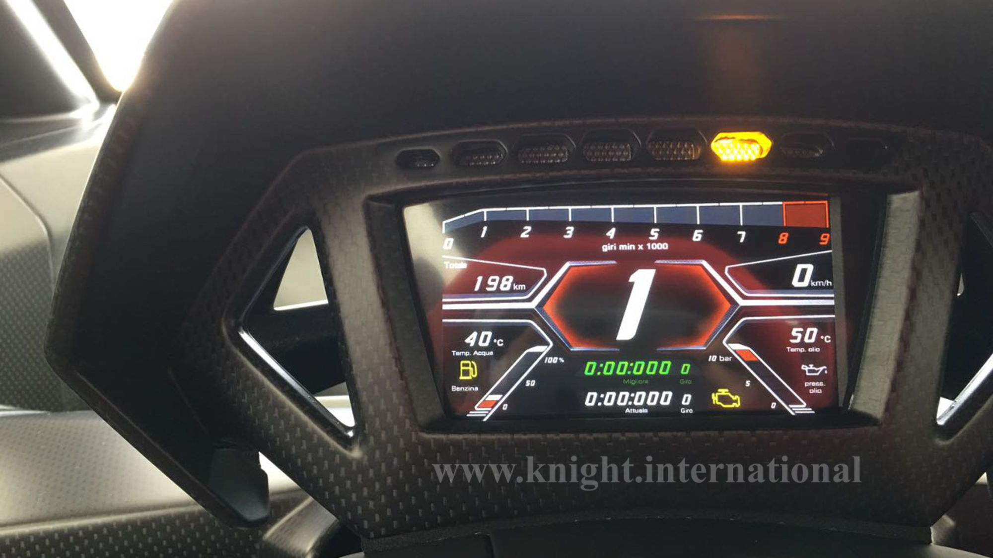 A 123 Mile Lamborghini Sesto Elemento Is Up For Sale