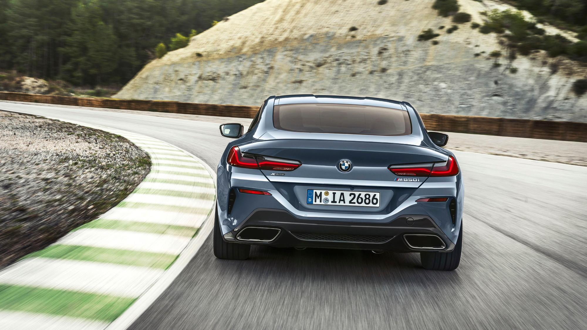 2019 BMW M850i