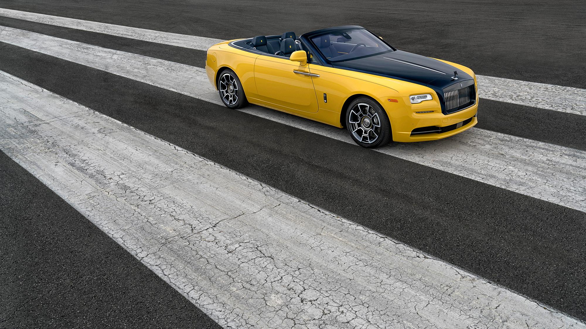 Rolls-Royce Phantom for Michael Fux