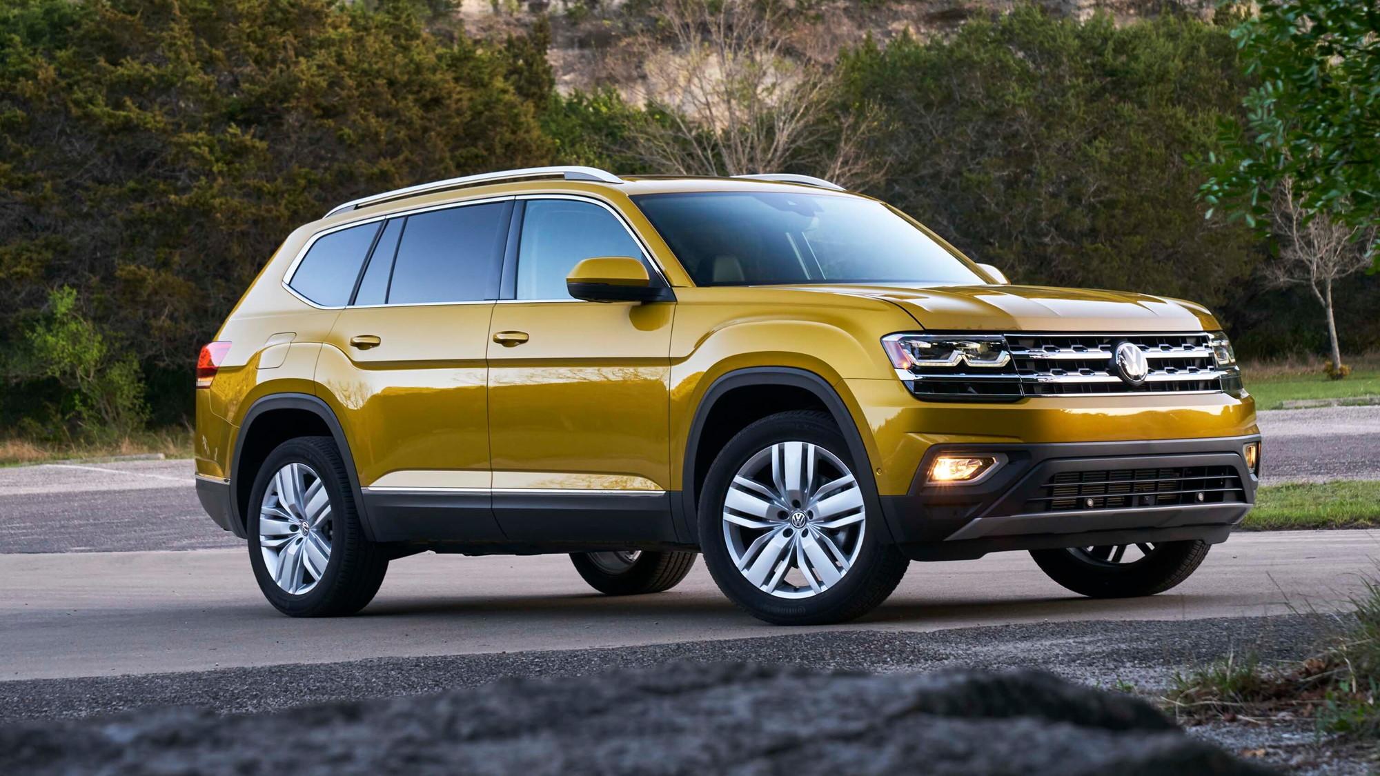 Used 2019 Volkswagen Atlas