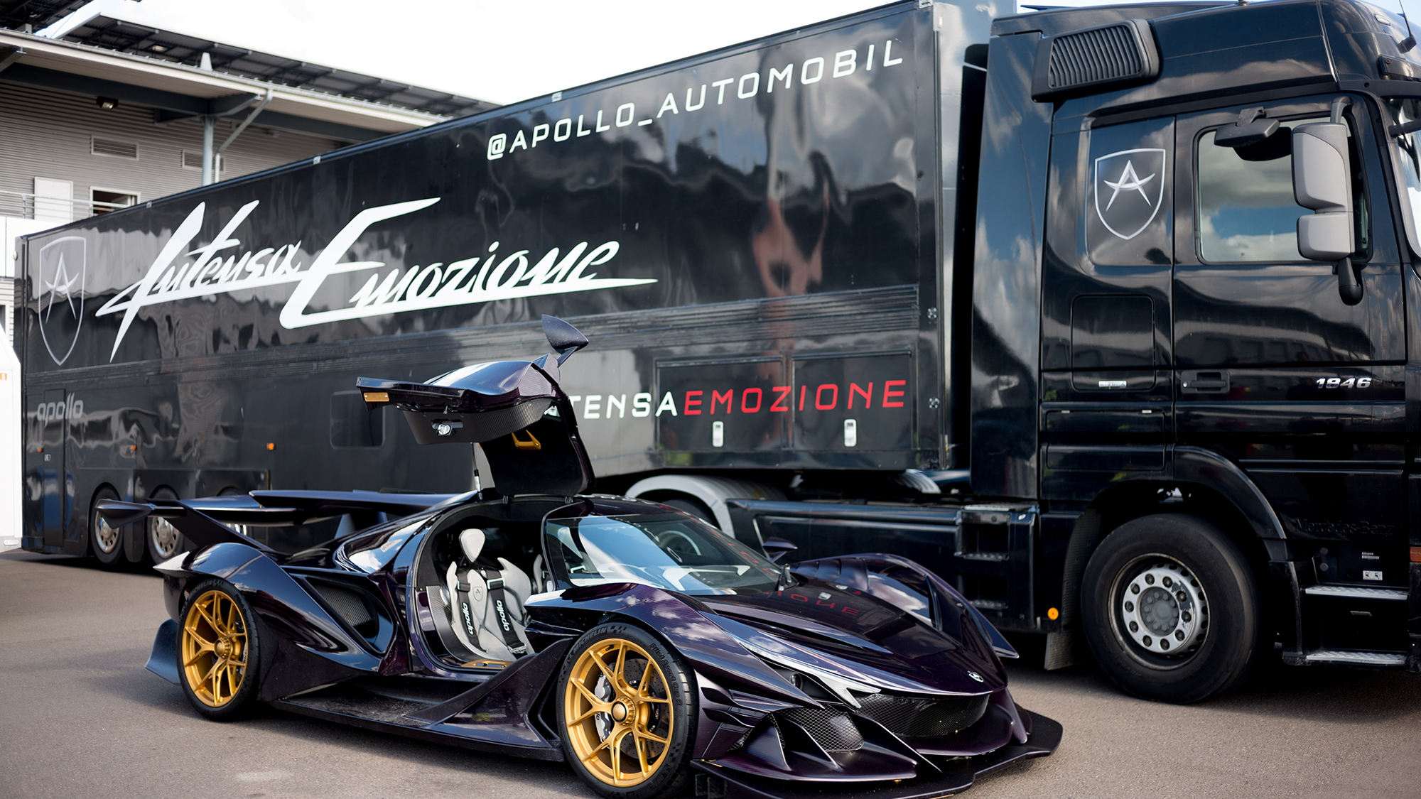 The Apollo Intensa Emozione