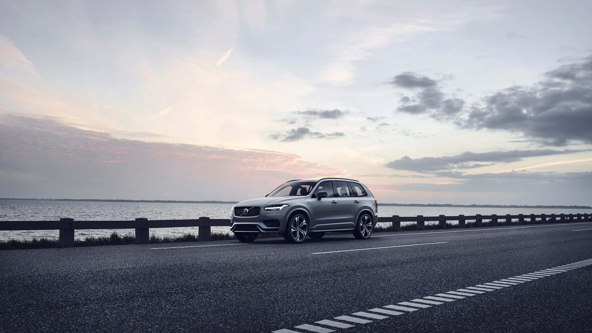 2020 Volvo XC90 bows with minor changes, updated ...