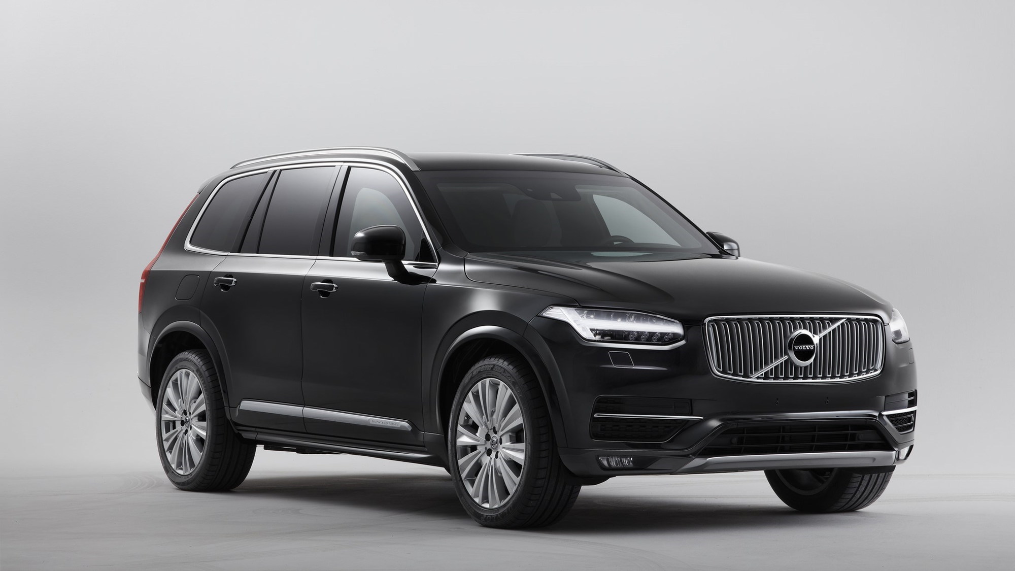 Volvo XC90 Armored