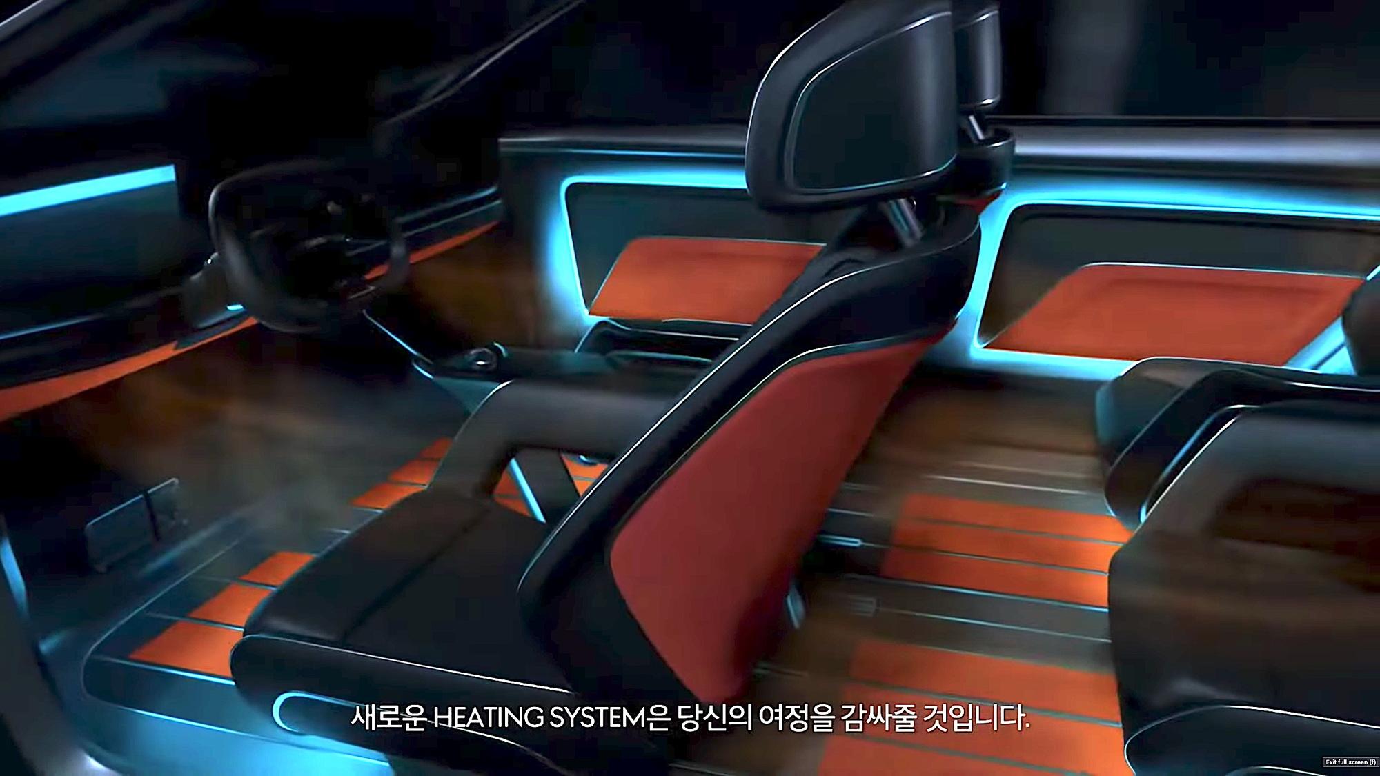Genesis future innovative heating system  -  September 2021