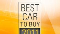 Motor Authority's Best Performance/Luxury Car To Buy 2011