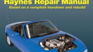 Haynes repair manual. Image: Haynes Publishing