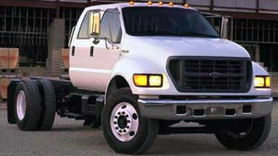 2000 Ford Super Duty F-750 XL