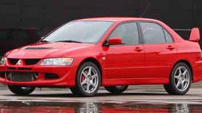 2004 Mitsubishi Lancer Evolution VIII