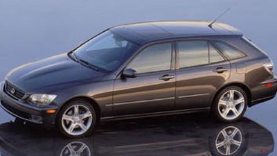2005 Lexus IS 300 SportCross
