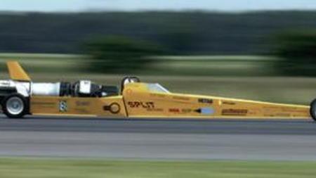 Top Gear presenter Richard Hammond survives 280mph crash