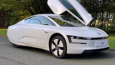 2015 Volkswagen XL1  -  Silverstone Auctions sale, November 10, 2018