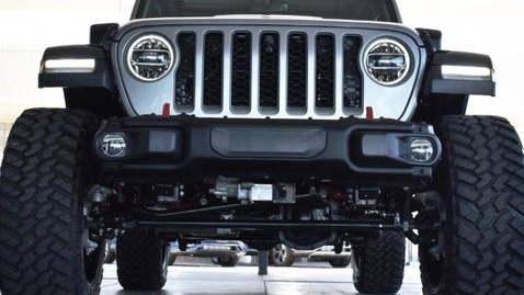 2020 Jeep Gladiator Hellcat