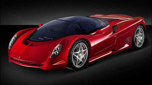 Design your own Ferrari for US$4 million