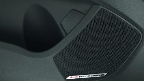 Audi Sound Concept 6