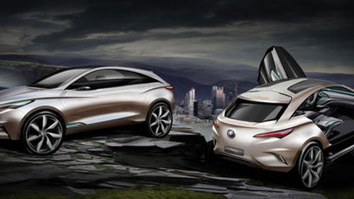 Buick Envision Concept leaked images