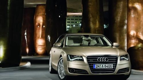 2011 Audi A8 L