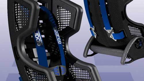 carbon fiber child seat 005