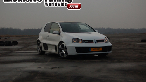 exclusive world tuning vw golf w12 gti 007