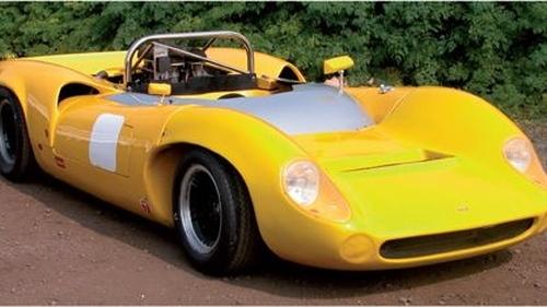 1966 lola t70 spyder mkii