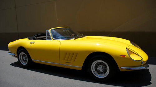 1965 Ferrari 275 GTB NART Spider Conversion