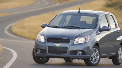 Chevrolet Aveo News Breaking News Photos Videos Motor Authority