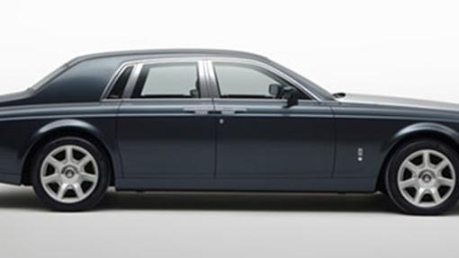 Rolls-Royce Phantom Tungsten edition