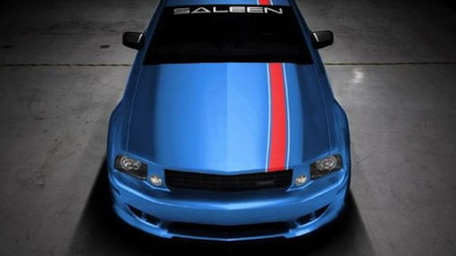 En 8217 S Patriot American Flag Edition Ford Mustang