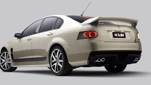 Walkinshaw Supercharger Pumps GM V-8 To 566 HP
