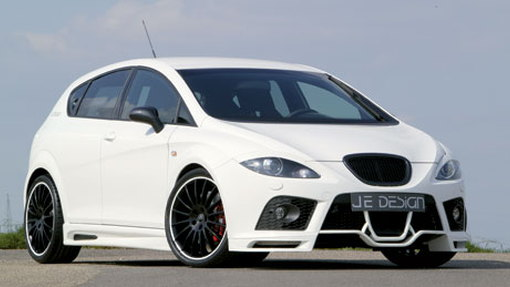 Je Design Boosts The Seat Leon Cupra